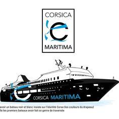 PARTICIPATION AU CONCOURS DE LOGO DE CORSICA MARITIMA Projet de Séb...