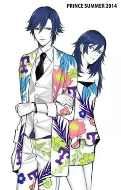 Ichinose Tokiya - girl version - Prince Summer 2014