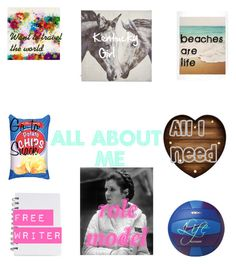 """All about Me"" by kennedy-keith on Polyvore featuring art"
