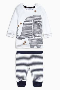 Boys' Clothing (newborn-5t) Cheap Price Baby Boys Cheeky Little Monkey 3pc Outfit Outfits & Sets 3-6 Months Buy One Get One Free