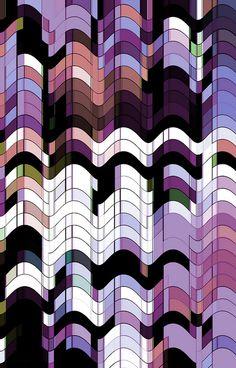 Modern City Scape Purple hues, via Flickr.
