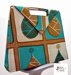 Ghana's ADU Amani Klodin Releases New Bags | FashionGHANA.com: 100% African Fashion