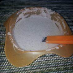 Dennis' yummy oatmeal made by mommy #yummy #babybullet #babyfood