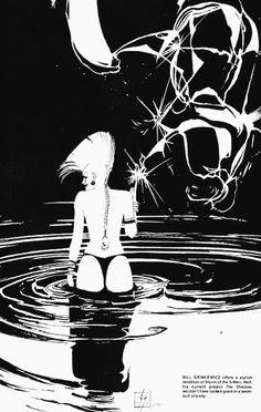 Storm by Bill Sienkiewicz