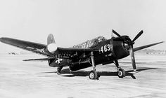 Consolidated-Vultee TBY-2 Seawolf