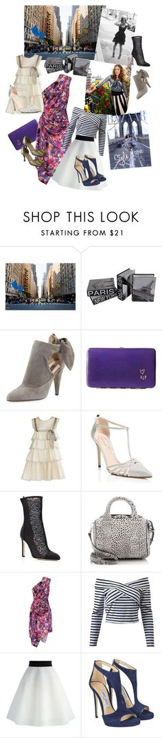 """""""She is a style Icon"""" by maryann-bunt-deile ❤ liked on Polyvore featuring Home Decorators Collection, SJP, Lanvin, Sarah Jessica Parker, Alexander Wang, Matthew Williamson, Chicwish, Jimmy Choo and Manolo Blahnik"""