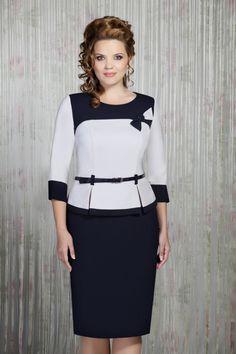 Ternos e vestidos de mulheres bonitas (idéias para costurar), parte 2. Discussão sobre LiveInternet - Russo serviço de diários on-line
