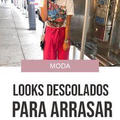 Looks básicos - Como Usar - Tábata Bueno Tabata, Two Piece Skirt Set, Blazer, My Favorite Things, Skirts, Outfits, Night, Dresses, Fashion