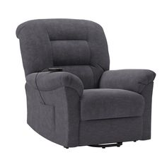 Coaster Casual Chenille Fabric Upholstered Power Lift Recliner Charcoal -- See this great product.-It is an affiliate link to Amazon. #sofa Amazon Sofa, Lift Recliners, Chenille Fabric, Coasters, Charcoal, Chair, Link, Casual, Furniture