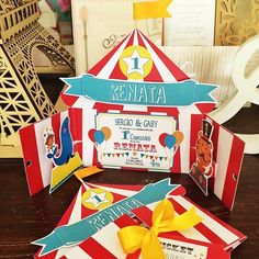 circo fisher price invitaciones - Buscar con Google