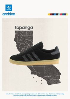 adidas Originals Topanga (size? Exclusive Spring 2015)