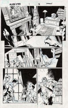 Immonen, Von Grawbadger All New X-Men #1 pg 18
