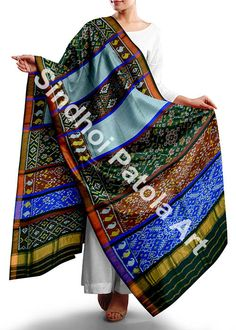 Patola Dupatta by sindhoi Patola  for buy whatsapp 09510111976 mail. info@sindhoipatola.in