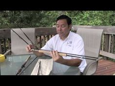 How to Make a Homemade Fly Rod : Fishing Tips - (More info on: https://1-W-W.COM/fishing/how-to-make-a-homemade-fly-rod-fishing-tips/)