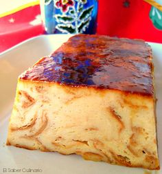 Â¡Espectacular! Cuban Desserts, Types Of Desserts, Cuban Recipes, No Bake Desserts, Sweet Recipes, Dessert Recipes, Flan Recipe, Chocolate Blanco, Homemade Cakes