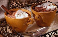 Chutná domáca horúca čokoláda vždy po ruke :)