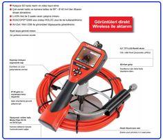 Rothenberger Roscope i-2000 2250 Euro + KDV üzerinden %25 indiriminiz var.
