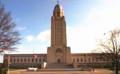 Nebraska State Capitol...Aka the big penis on the prarie!