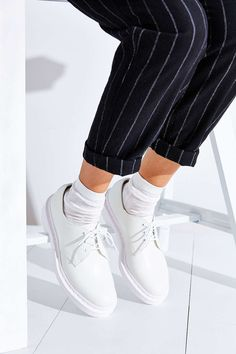 Dr. Martens 1461 Mono 3-Eye Oxford - Urban Outfitters