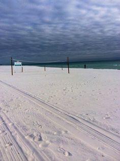 White beach Forida