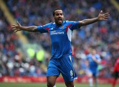 Cardiff City 0 Hull City Tom Huddlestone's goal adds to the rout that leaves Cardiff manager Ole Gunnar Solskjaer in a dire position. Unhappy Birthday, Hull City, Cardiff City, Premier League, Soccer, Sporty, Football, Goals, Futbol
