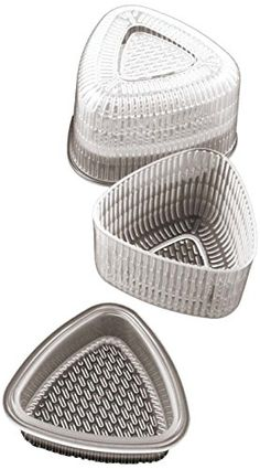 Paderno World Cuisine Onigiri Molds Clear Set of 2 *** For more information, visit image link.(This is an Amazon affiliate link and I receive a commission for the sales)