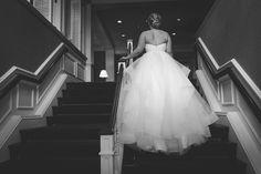 #aandberealbride // blush by hayley paige // minnesota bride
