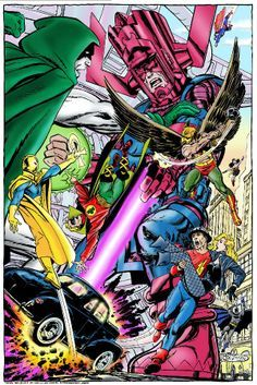 the enchantress dc comics JOHN BRYNE - Pesquisa Google