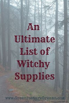 The Witch's Toolkit - Green Pasture Dreams witchcraft, witch diy, witch aesthetic, witch books Wiccan Decor, Witchcraft For Beginners, Witch Aesthetic, Aesthetic Dark, Aesthetic Bedroom, Aesthetic Fashion, Witchcraft Supplies, Hedge Witch, Witch Spell