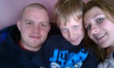 My children - Derek, Rhaea & Carter