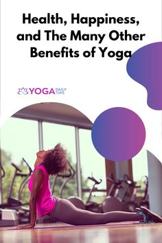 Anyone who has diligently stuck with the practice of yoga can attest to the amazing mental and physical impact it can have on your life. In fact, the many benefits of yoga are a testament to the importance of yoga in modern life. Read more about the benefits of yoga here! You Fitness, Fitness Tips, Fitness Exercises, Yoga Benefits, Health Benefits, Yoga For Weight Loss, Best Yoga, Yoga For Beginners, Gain Muscle