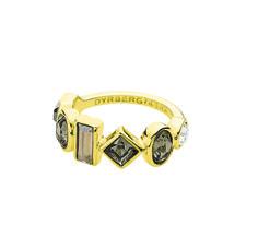Dyrberg/Kern Porieva ring. Beautiful ring from Dyrberg / Kern with Swarovski crystals.