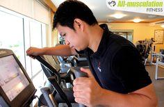 Training HIIT vélo elliptique pour intermédiaires