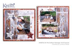 This project will show you how to create some great backgrounds on a double page scrapbook layout and alter some Chipboard letters with Crackle Texture Paste. Scrapbook Designs, Scrapbook Page Layouts, Scrapbooking Ideas, Scrapbook Pages, Texture Paste, Great Backgrounds, Chipboard, 5th Birthday, Workshop