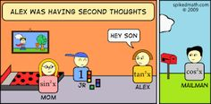Image result for math cartoons