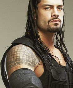 Roman Reigns enough said #WWE #NewObsession #Yummy