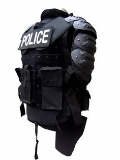 riot gear body armor - Google Search