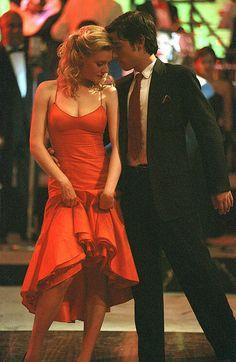 Red dress from Dirty Dancing Havana Nights