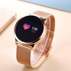 0e39e0837b8 Relógio Eletrônico Smartwatch Q8. Relógio Eletrônico Smartwatch Q8 - Dali  Menina Mulher