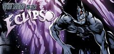 What's Crackin' With DC: Justice League Dark #23.2 Premiere's New Eclipso