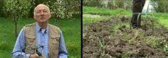 Planter et semer avec un croc de jardin #Fiskars