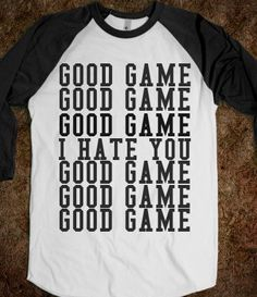 If I play ball again, I am getting this shirt.