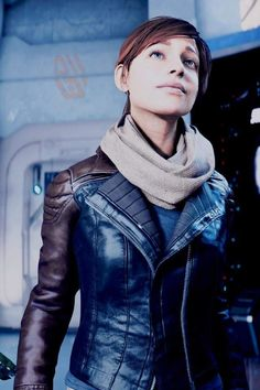 Sara Ryder - glad to see I'm not the only one who changed the white leather to black