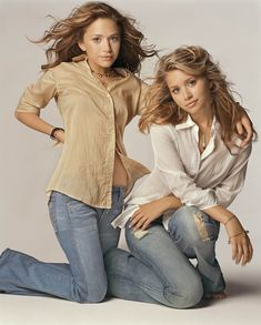 2003 September - Rolling Stone Magazine - Mary-Kate & Ashley Olsen Photo (18879418) - Fanpop