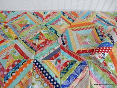 First quarter organizing...the mid-point check up with links to ideas for getting organized for quilting this year and for staying on track of your goals.