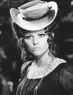 Once Upon A Time in The West Claudia Cardinale 8x10 Photo E1069 | eBay