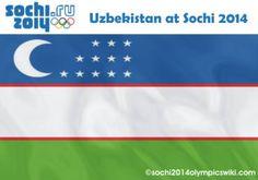 Uzbekistan at Sochi 2014 Winter Olympics