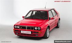 Used 1991 Lancia Delta for sale in Surrey | Pistonheads