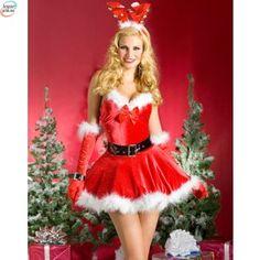 Reindeer Pretty Kostyme