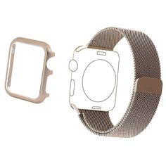 Apple Watch Band, Biaoge Steel Milanese Loop Replacement Wrist Band with Plated   | eBay